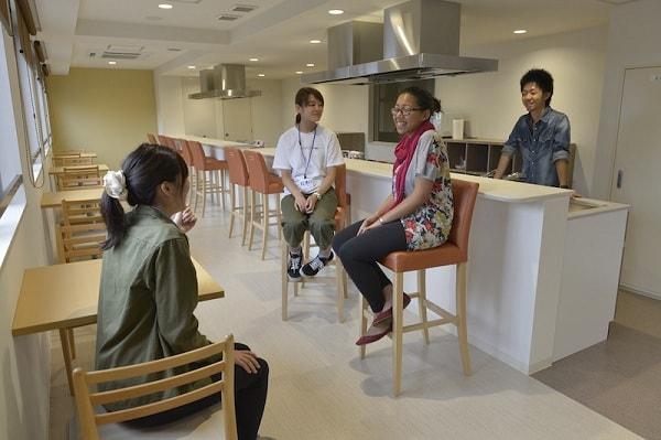 Điều kiện cơ sở vật chất của trường Đại học Ritsumeikan