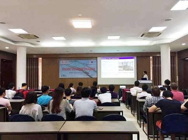 Quan hệ hợp tác của đại học Nihon Nhật Bản