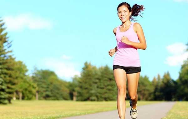Tập luyện thể dục thể thao cũng là cách giảm áp lực hiệu quả