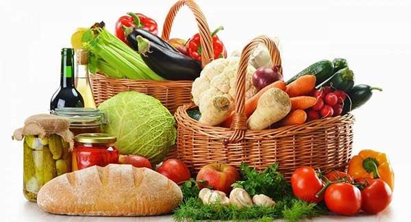Áp lực xuất hiện một phần cũng do chế độ ăn uống không đủ chất