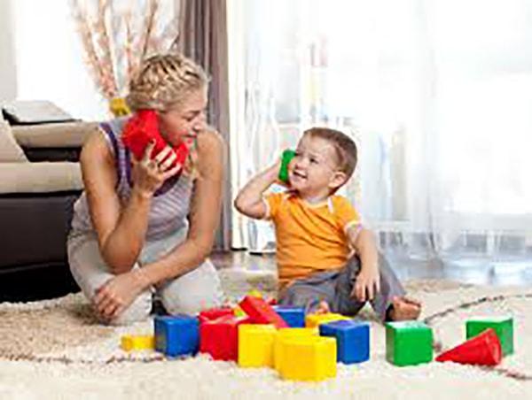 Rèn luyện kỹ năng nói của trẻ