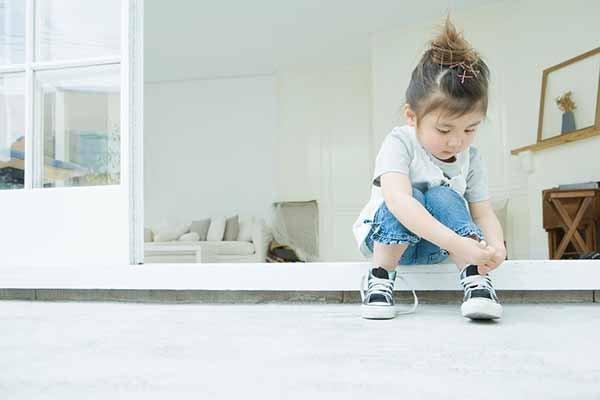 Dạy trẻ cách tự lập