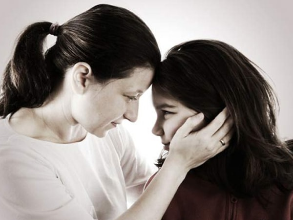 Cha mẹ học cách lắng nghe con