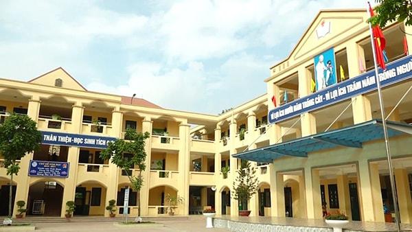 Trường tiểu học Tiền Phong - trường tiểu học tốt nhất huyện Gia Lâm