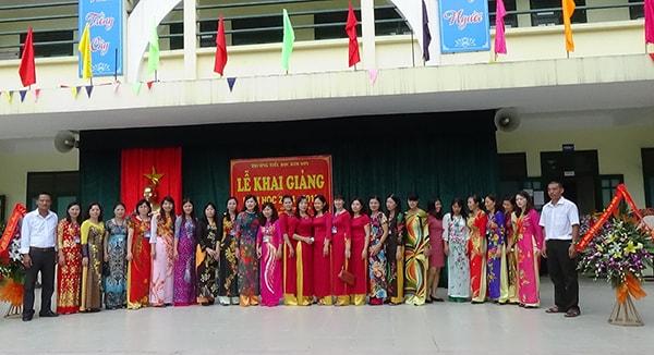 Trường tiểu học Kim Sơn -trường tiểu học tốt nhất huyện Gia Lâm