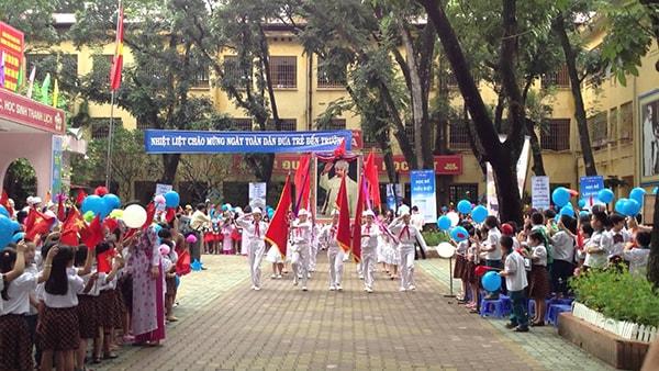 Trường tiểu học Lệ Chi - trường tiểu học tốt nhất huyện Gia Lâm