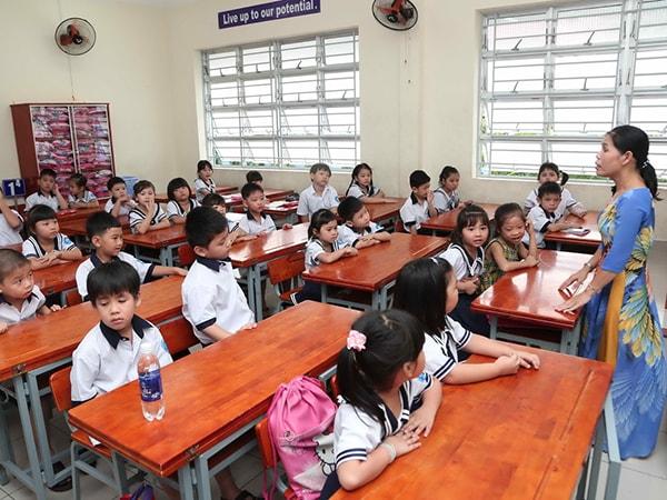 Trường tiểu học Phù Đổng - trường tiểu học tốt nhất huyện Gia Lâm