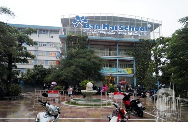 trường tiều học tốt nhất quận Hà Đông - Trường tiểu học Ban Mai
