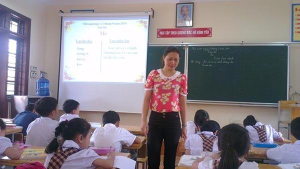 trường tiều học tốt nhất quận Hà Đông - Trường tiểu học Phú Lương II
