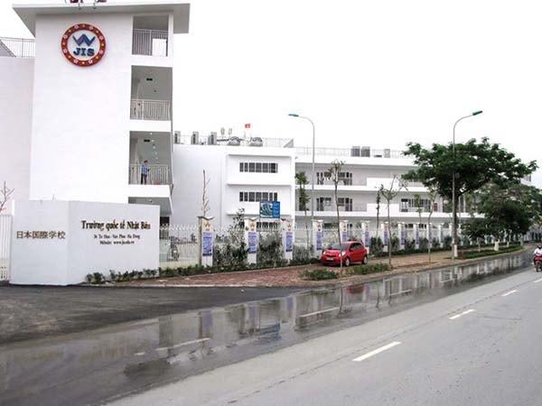 trường tiều học tốt nhất quận Hà Đông - Trường quốc tế Nhật Bản