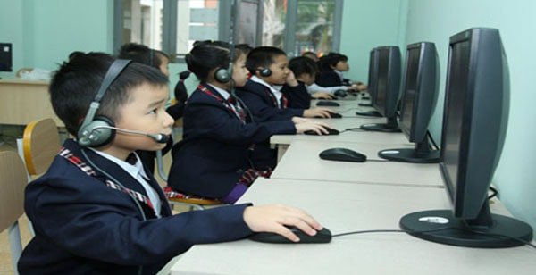 trường tiều học tốt nhất quận Hà Đông - Trường Hà Nội - Thăng Long