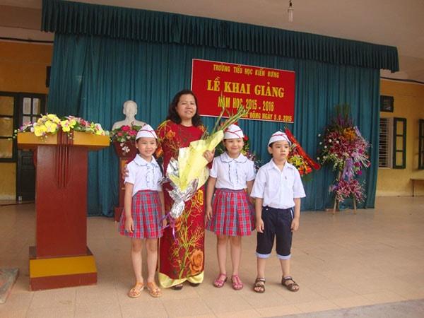 Trường tiểu học Kiến Hưng