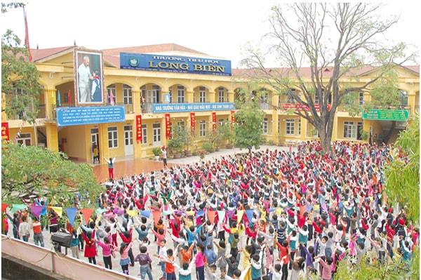 Trường tiểu học Long Biên