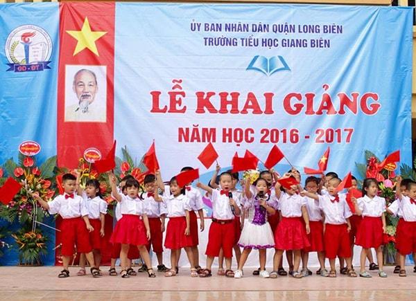 Trường tiểu học Giang Biên