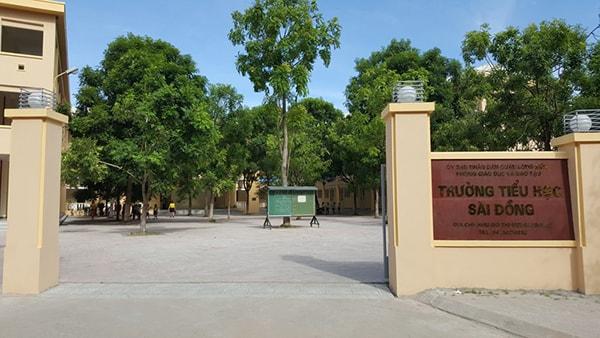 Trường tiểu học Sài Đồng