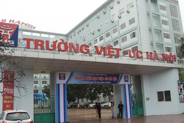 Trường tiểu học Việt Úc - trường tiểu học tốt nhất quận Từ Liêm