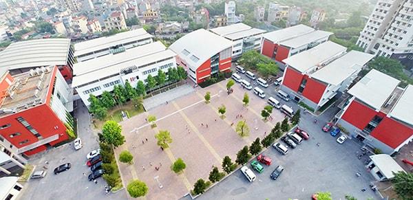 Trường song ngữ Quốc Tế Hà Nội Academy - trường tiểu học tốt nhất quận Từ Liêm