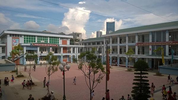Trường tiểu học Mỹ Đình - trường tiểu học tốt nhất quận Từ Liêm