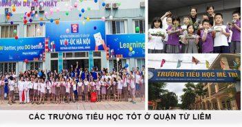 Top 10 trường tiểu học tốt nhất quận Từ Liêm 4
