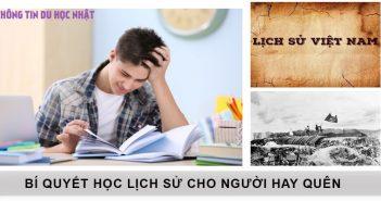 """10 bí quyết học Lịch sử dành cho người """"hay quên"""" 1"""