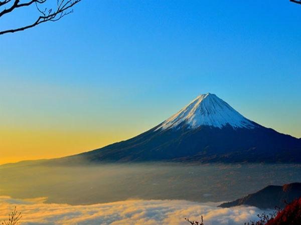 Khám phá núi Phú Sĩ - Ngọn núi thiêng của người dân Nhật Bản 2