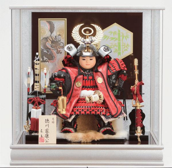 Búp bê Kintarou - vật trưng bày thường thấy trong ngày lễ hội Tết thiếu nhi