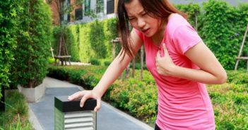 triệu chứng của bệnh thuyên tắc mạch phổi