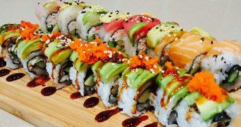 """6 cách làm sushi - Món ăn mang """"linh hồn"""" Nhật Bản"""