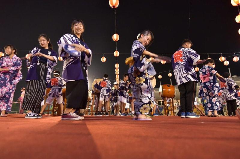 Bon Odori là điệu nhảy truyền thống của Nhật Bản
