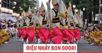 Điệu nhảy Bon Odori – nét đẹp văn hóa Nhật trong lễ hội Obon