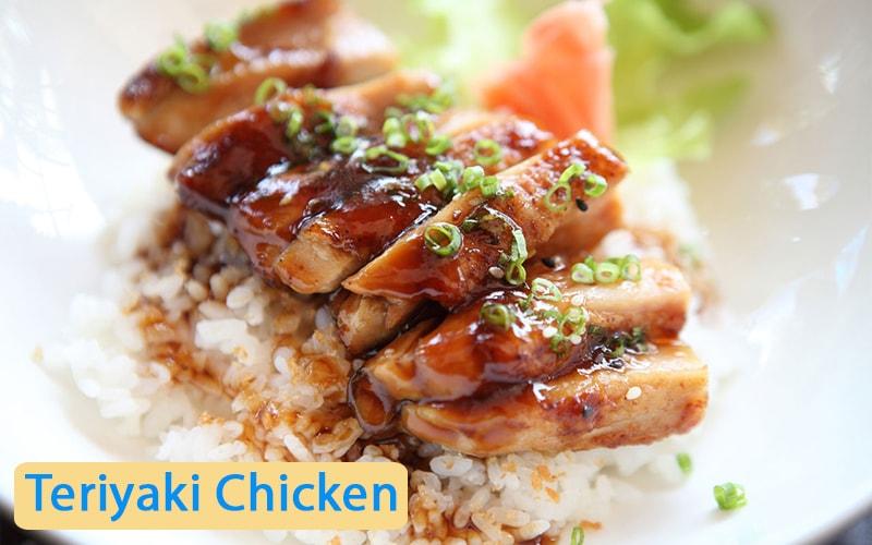 Món gà nướng Teriyaki
