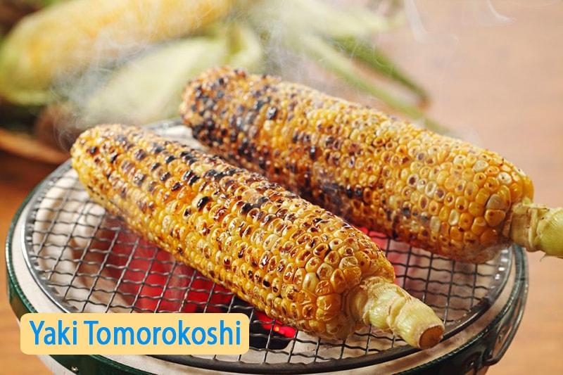 Yaki Tomorokoshi - Bắp nướng/Ngô nướng