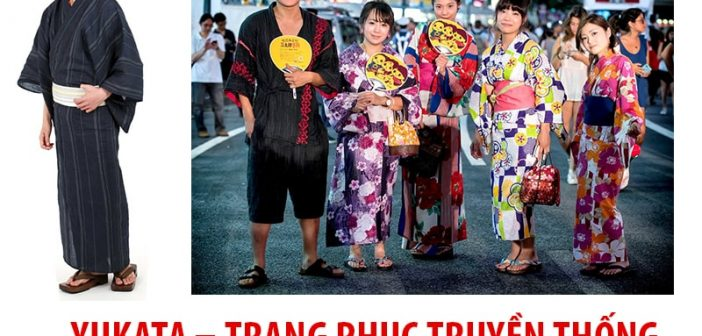 Yukata – trang phục truyền thống của người Nhật trong lễ hội Obon
