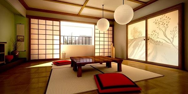 Người Nhật ưa chuộng sử dụng nội thất bằng gỗ