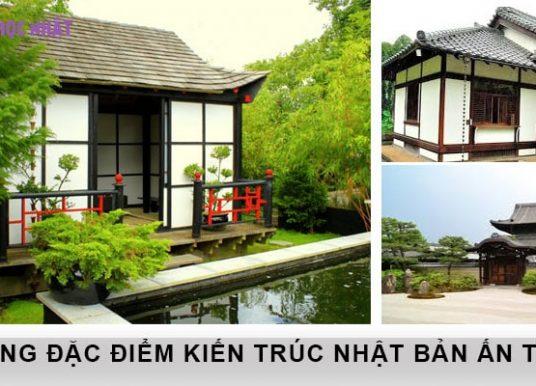 Những đặc điểm kiến trúc Nhật Bản khiến cả thế giới ngưỡng mộ