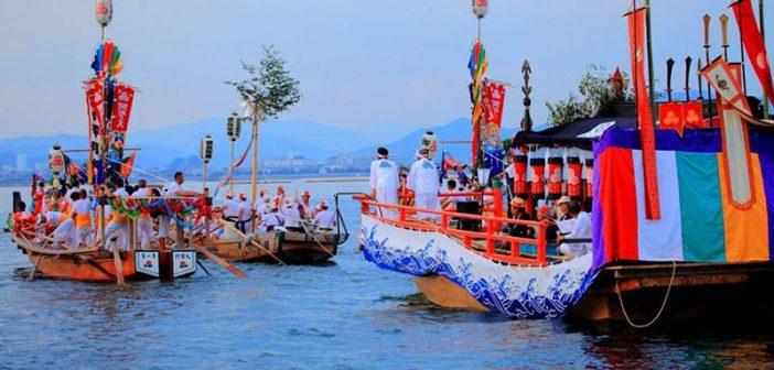 Lễ hội âm nhạc Kangensai - di sản văn hóa thế giới tại Nhật