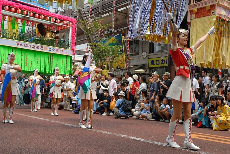 Lễ hội Tanabata ngày nay