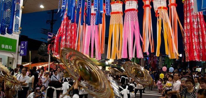 Lễ hội Tanabata - Lễ Thất tịch của người Nhật Bản