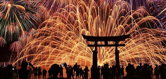 Những lễ hội diễn ra vào mùa hè ở Nhật Bản phải tham gia