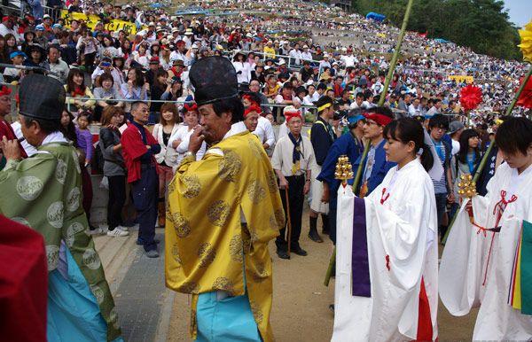 Lễ thanh lọc của Linh mục và Thần nữ