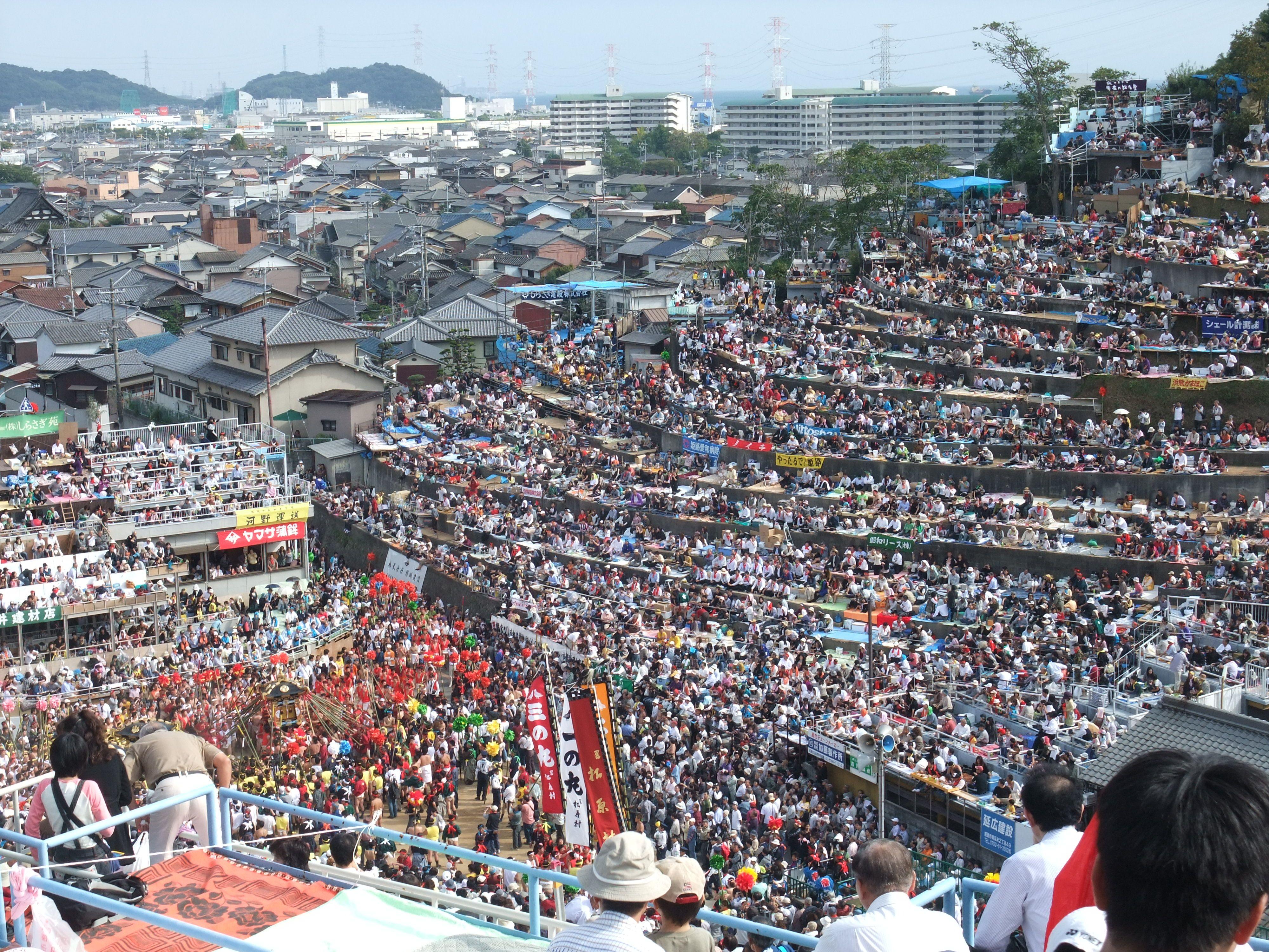 Lễ hội Kenka Matsuri ngày nay