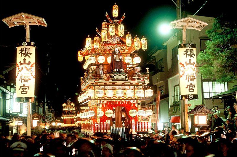 Lễ hội đêm Yoimatsuri