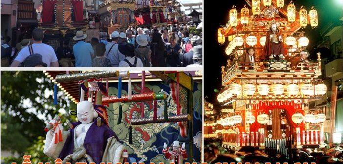 Lễ hội Takayama Hachimangu - Lễ rước kiệu mùa thu lớn nhất Nhật Bản