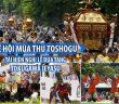 Lễ hội mùa thu Toshogu - Tái hiện nghi lễ đưa tang Tokugawa Ieyasu thế kỷ 17