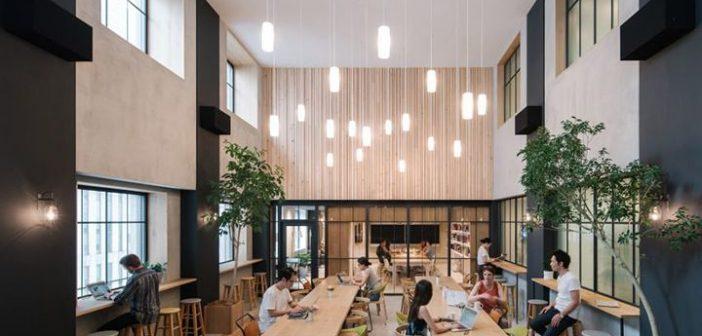 Phong cách trang trí nội thất kiểu Nhật cho văn phòng hiện đại