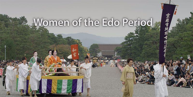 Những người phụ nữ danh tiếng thời Edo