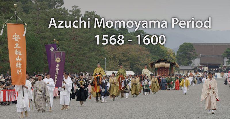 Giai đoạn Azuchi Momoyama (1568-1600)