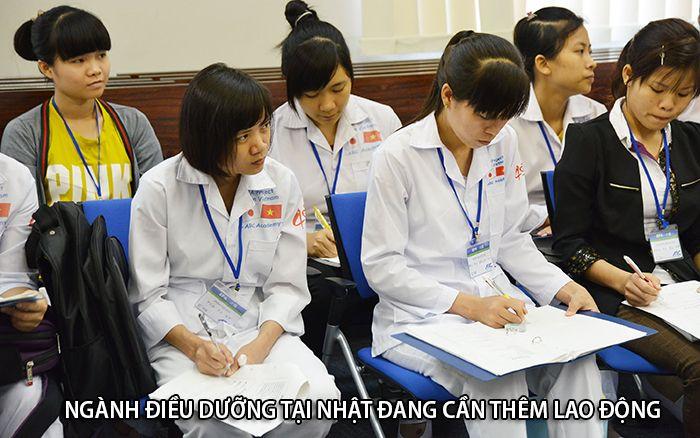 Thiếu nhân viên điều dưỡng là một khó khăn của ngành Y tế Nhật Bản
