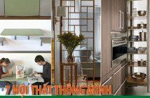 7 giải pháp nội thất thông minh cho căn hộ chung cư nhỏ