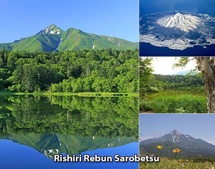 Vườn quốc giaRishiri-Rebun-Sarobetsu, Hokkaido